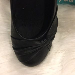 Shoes - Yuu Denzel Black Ladies Wedges Size 9 M New⬇️